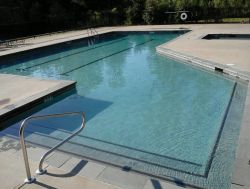 Comercial Pool #001 by Aquarius Pools Construction