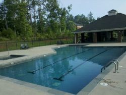 Comercial Pool #003 by Aquarius Pools Construction