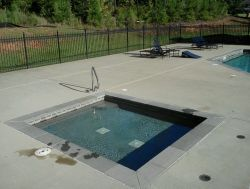Comercial Pool #004 by Aquarius Pools Construction