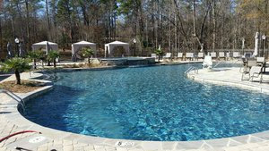 Comercial Pool #008 by Aquarius Pools Construction