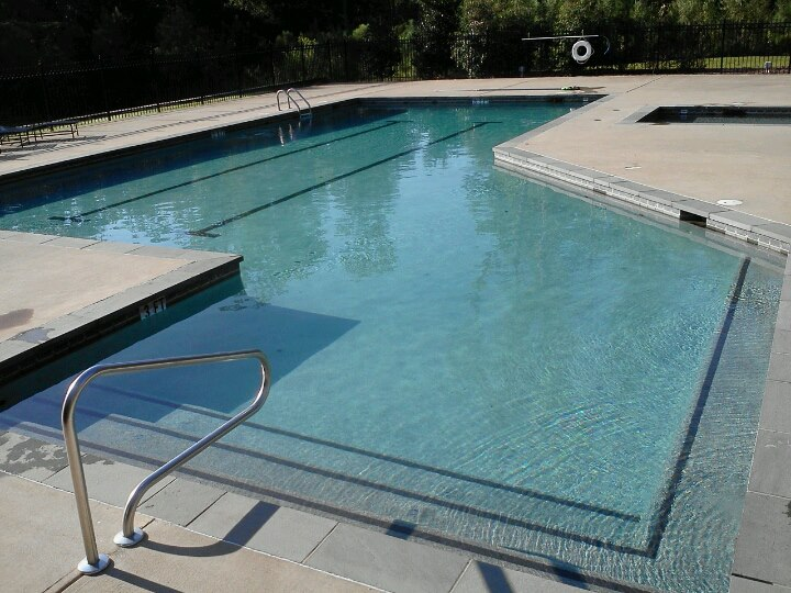 Commercial Pool Construction Columbus Georgia